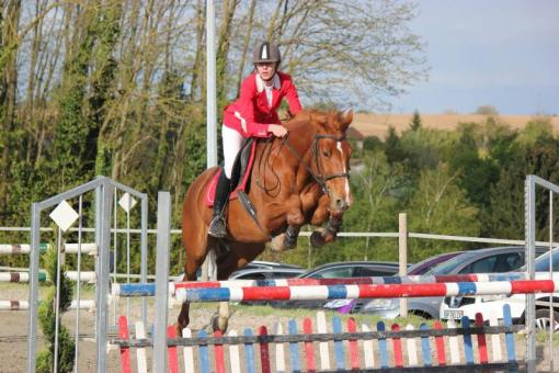 compétition cso / hunter bourgoin